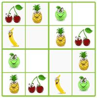 Sudoku Fruits